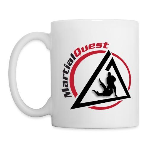 MQ Logo Front - Coffee/Tea Mug