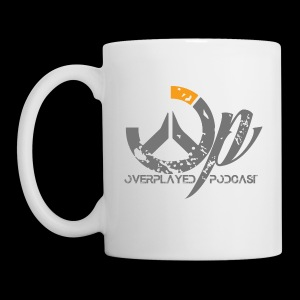 Overplayed Official - Coffee/Tea Mug