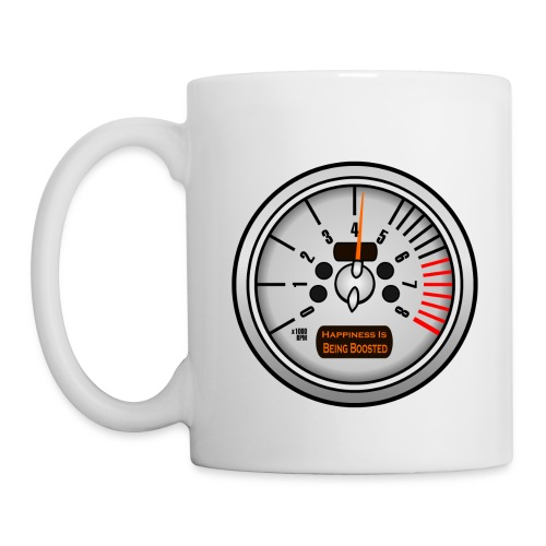 TachBoosted - Coffee/Tea Mug