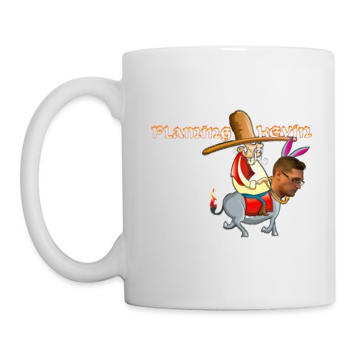 Flaming Donkey - Original - Coffee/Tea Mug