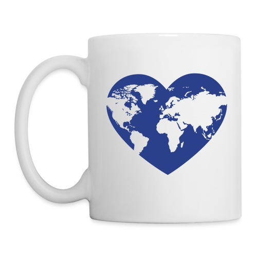 Earth Love - Coffee/Tea Mug