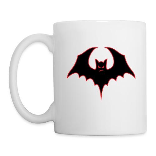 Bat-itude Bat Cartoon - Coffee/Tea Mug