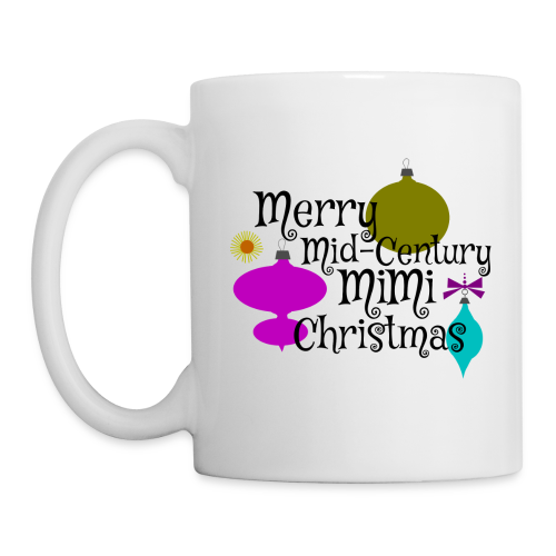 Merry Mid-Mimi Mug - Coffee/Tea Mug