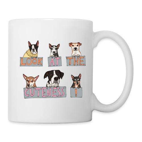 Look at the Cuteness - Coffee/Tea Mug