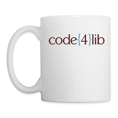 c4l logocolor png - Coffee/Tea Mug