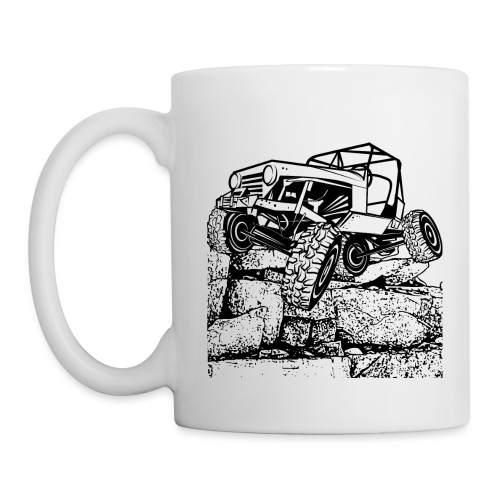Off Road Rock Crawling - Coffee/Tea Mug