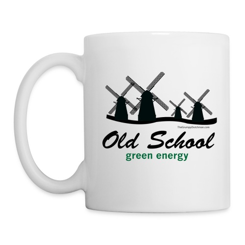 11 Old School - Coffee/Tea Mug