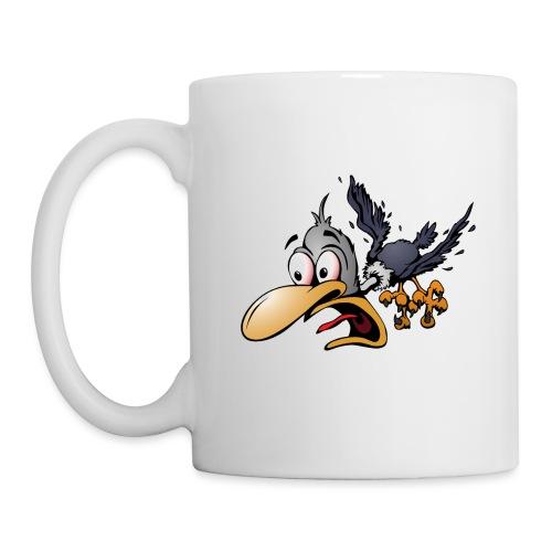 Crazy Bird - Coffee/Tea Mug