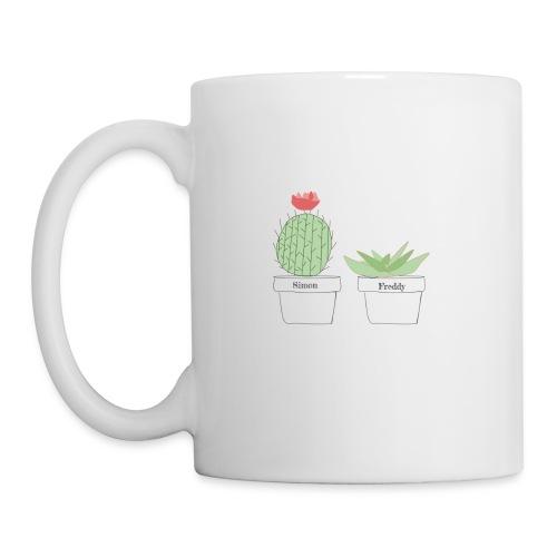 Simon and Freddy Cactuses - Coffee/Tea Mug