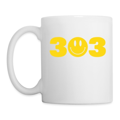 3 Smiley 3 - Coffee/Tea Mug