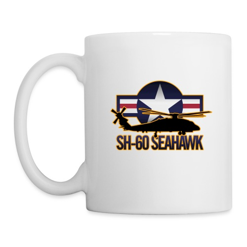 SH 60 sil jeffhobrath MUG - Coffee/Tea Mug