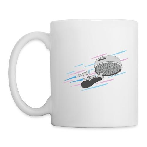 To the boundaries of coffee! - Coffee/Tea Mug