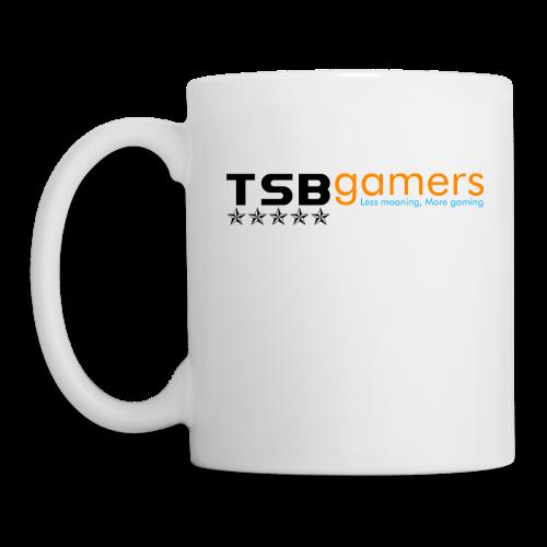 TSB Black Website Logo FullColor - Coffee/Tea Mug