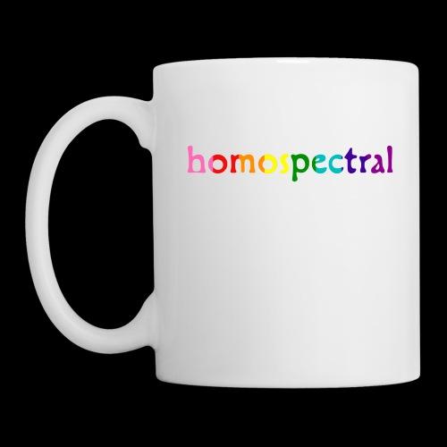 homospectral - Coffee/Tea Mug