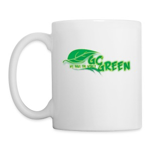 go green - Coffee/Tea Mug