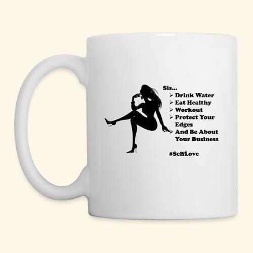 SisList1 - Coffee/Tea Mug