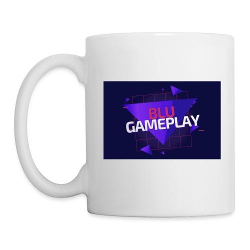 Retro Blu Gameplay Right handed - Coffee/Tea Mug
