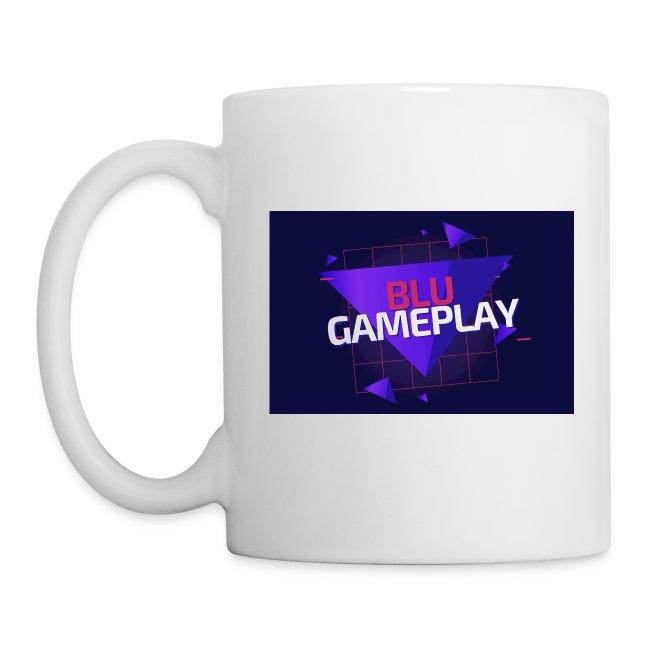 Retro Blu Gameplay Right handed