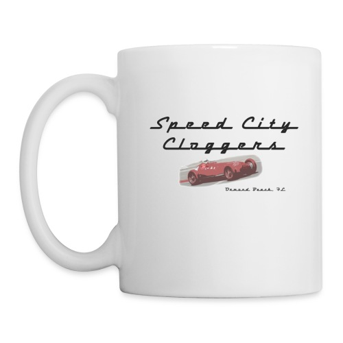 SCC logo - Coffee/Tea Mug