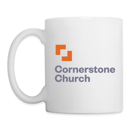 Cornerstone Coffee Mug - Coffee/Tea Mug