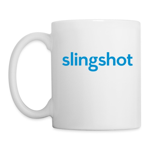 SlingShot Logo - Coffee/Tea Mug
