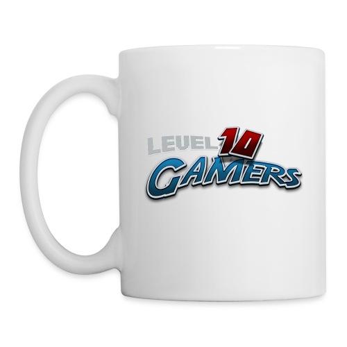 Level10Gamers Logo - Coffee/Tea Mug
