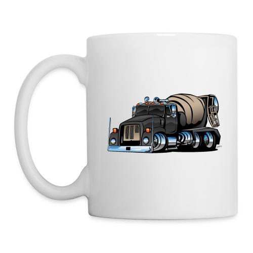 Cement Mixer Truck - Coffee/Tea Mug