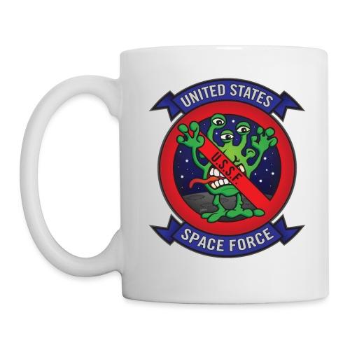 United States Space Force U.S.S.F. - Coffee/Tea Mug