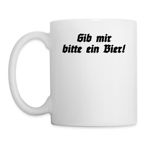 Please Give Me A Beer! - Coffee/Tea Mug