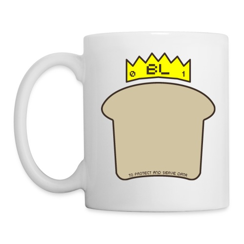 Breadlord Crown - Coffee/Tea Mug