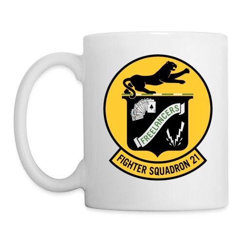 Fighter Squadron Twenty One VF-21 - Coffee/Tea Mug