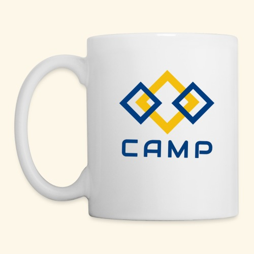 CAMP LOGO and products - Coffee/Tea Mug