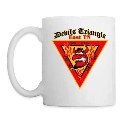 Devils Triangle Tennessee - Coffee/Tea Mug