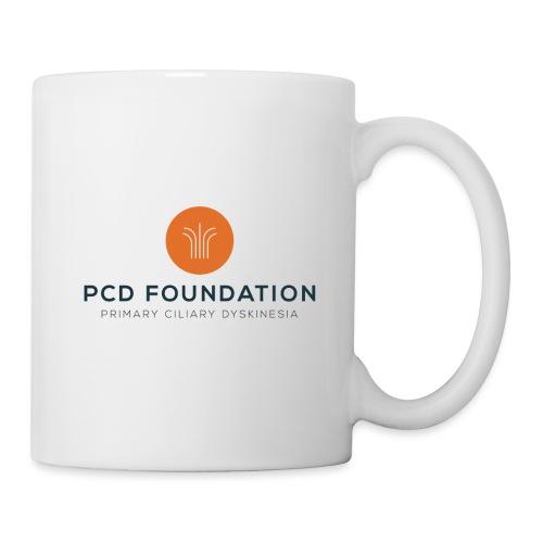PCDF full logo - Coffee/Tea Mug
