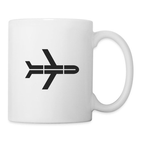 TT Black Logo - Coffee/Tea Mug