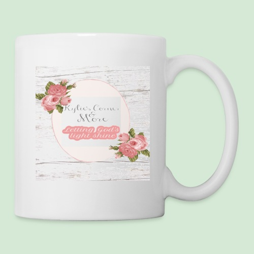 Kylie's Corner & More logo - Coffee/Tea Mug