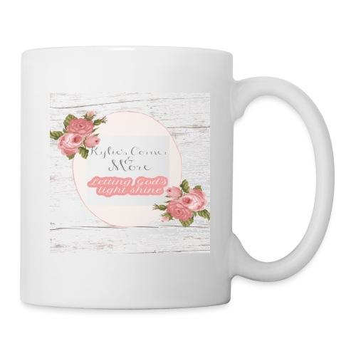 Kylie's Corner & More logo - Coffee/Tea Mug
