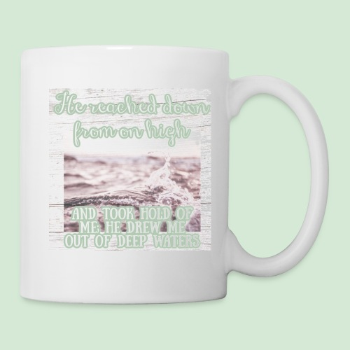 2 Samuel 22:17 - Coffee/Tea Mug