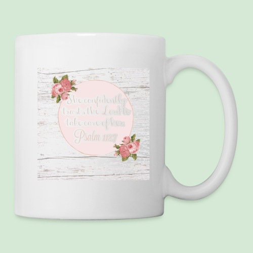 Psalm 112:7 - Coffee/Tea Mug
