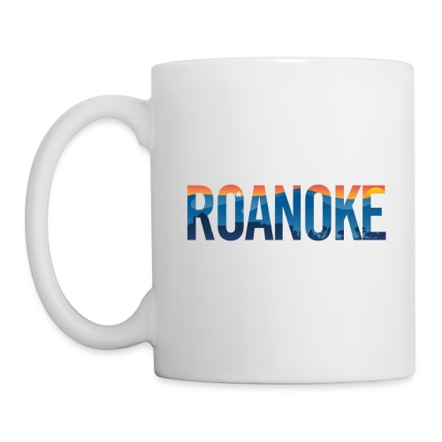 Roanoke Pride - Coffee/Tea Mug