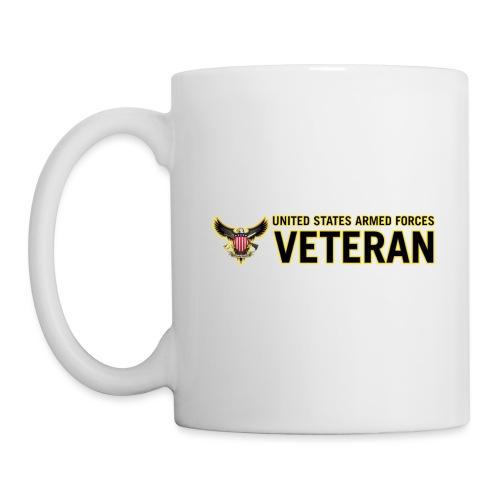 United States Armed Forces Veteran - Coffee/Tea Mug