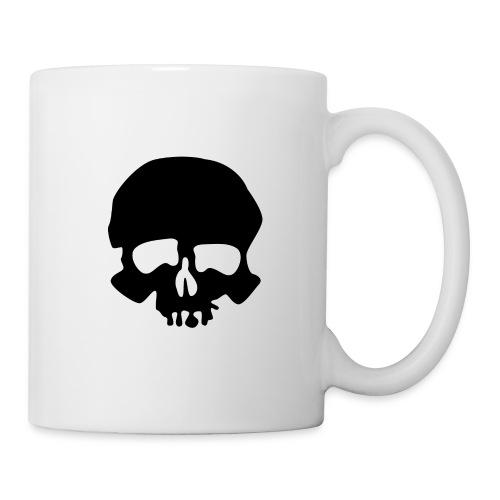 Black Skull - Coffee/Tea Mug