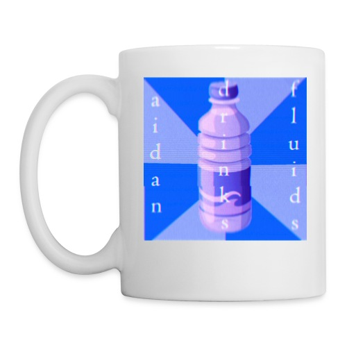 Aidan Drinks Fluids Logo - Coffee/Tea Mug