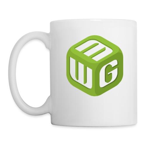 Steve Sized MWG T-Shirt (3XT) - Coffee/Tea Mug