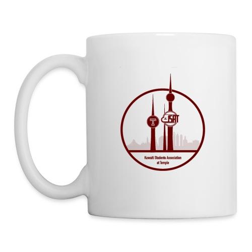 KSAT Kuwait Towers - Coffee/Tea Mug