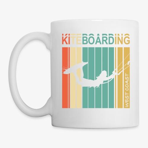 Kiteboarding WEST COAST - Coffee/Tea Mug