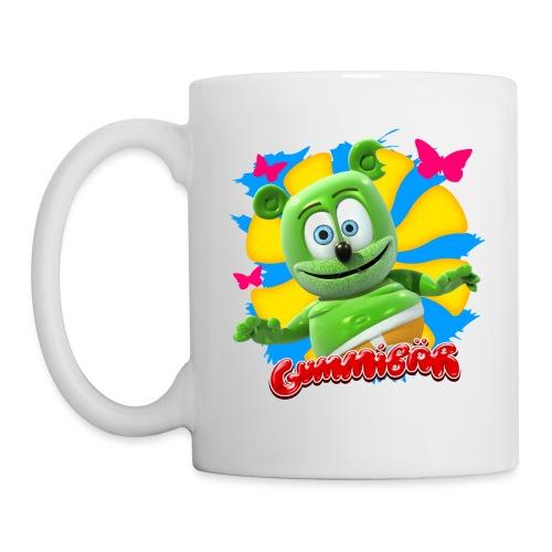 gummibar butterflies - Coffee/Tea Mug