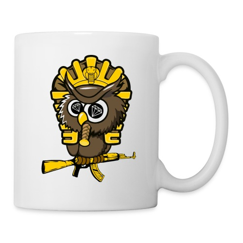 king otrg owl - Coffee/Tea Mug