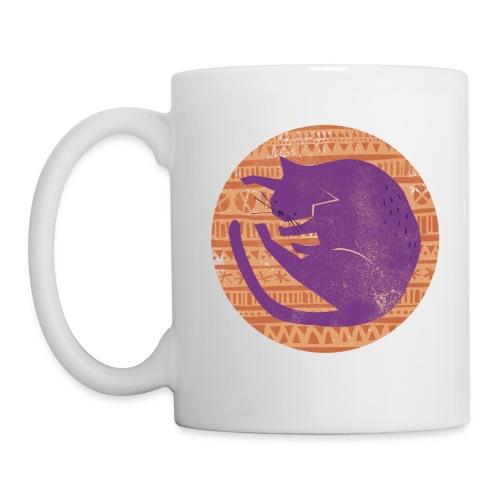 Cat on a Pillow Tamar D - Coffee/Tea Mug