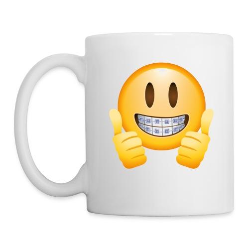Brace face - Coffee/Tea Mug